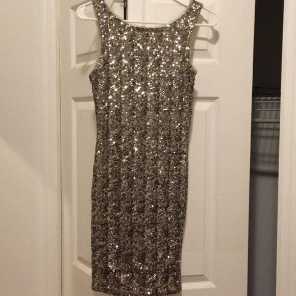 6e16830a Zara Sequin Dress 👗. M_5bee04f812cd4ae51e73f74b